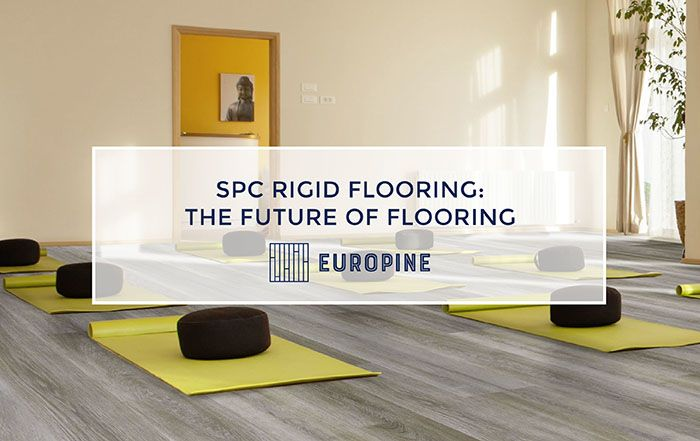 SPC Rigid Flooring